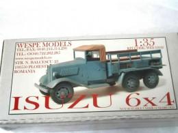 Isuzu 6x4