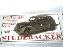 Studebacker Staff Car