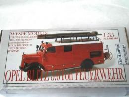 Opel Blitz 3.6ton Feuerwehr