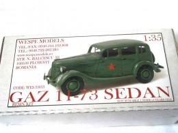 Gaz 11-73 Sedan 1940