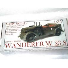 Wanderer W 23 S