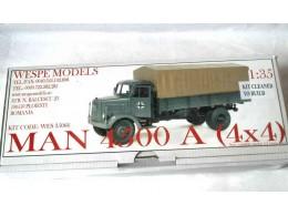 Man 4500 A 4x4