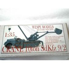 CRANE 10ton SdKfz 9/2