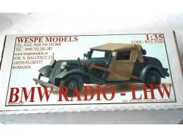 BMW RADIO-LHW