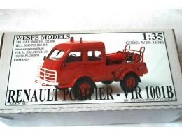RENAULT POMPIER - VIR 1001B