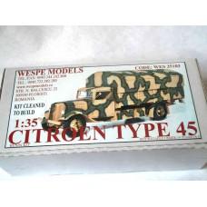 CITROEN TYPE 45