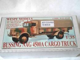 BUSSING NAG 4500A CARGO TRUCK
