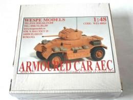 ARMOURED CAR AEC