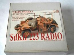 SdKfz 223 RADIO