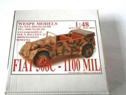 FIAT 508C/1100 MIL