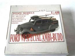 FORD V8 SPECIAL AMBI-BUDD RADIO