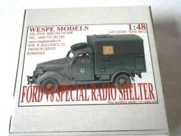 FORD V8 SPECIAL RADIO SHELTER