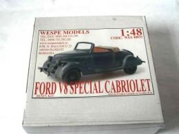 FORD V8 SPECIAL CABRIOLET