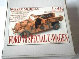 FORD V8 SPECIAL U-WAGEN