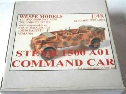 STEYR 1500 A01 COMMAND CAR KFZ15