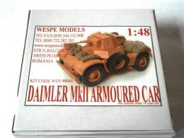 DAIMLER MkII ARMOURED CAR