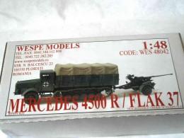 MERCEDES 4500 R/ FLAK 37