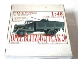 OPEL BLITZ(4x2) FLAK 20