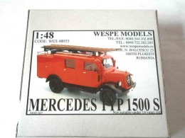 MERCEDES TYP 1500 S