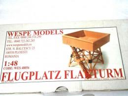 FLUGPLATZ FLAKTURM