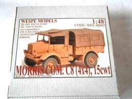MORRIS COM. C8 (4x4) 15cwt
