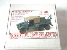 MORRIS COM.CDSW BREAKDOWN