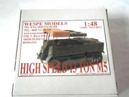 HIGH SPEED, 13 Ton-M5