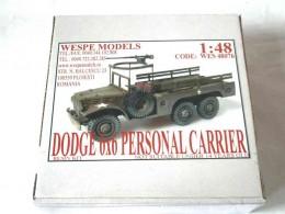 DODGE 6x6 PERSONNEL CARRIER