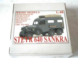 STEYR 640 SANKRA