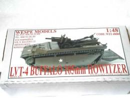 LVT-4 BUFFALO - 105mm HOWITZER