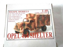 OPEL 4x4 SHELTER