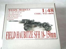 FIELD HAUBITZE SFH 18-150mm
