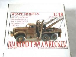 DIAMOND T 969 A WRECKER
