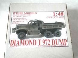 DIAMOND T 972 DUMP