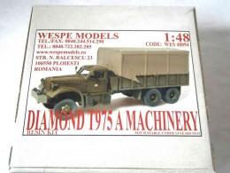 DIAMOND T 975 A MACHINERY H TOOL SET