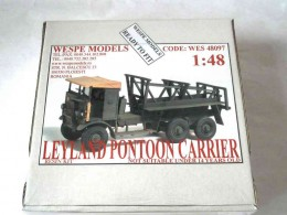 LEYLAND PONTOON CARRIER