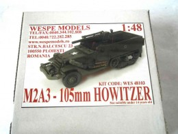 M2A3-105mm HOWITZER