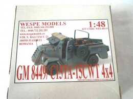 GM 8449/C15TA-15cwt 4x4