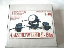 FLAKSCHEINWERFER 37 - 150 cm