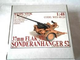 37mm FLAK 37/ SONDERANHANGER 52