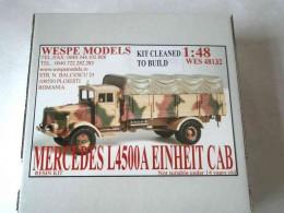 MERCEDES L4500A  EINHEIT CAB