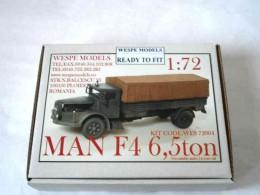 MAN F4 6,5 ton