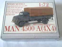 MAN 4500 A(4X4)