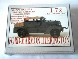 FORD/MARMON - HERRINGTON