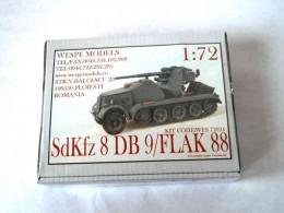 SdKfz 8DB9 FLAK 88