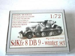SdKfz 8-WINTER SET