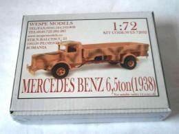 MERCEDES BENZ  L 6500(1938)