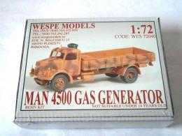 MAN 4500 GAS GENERATOR