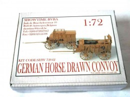 GERMAN HORSES CONVOY