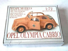OPEL OLYMPIA CABRIOLET